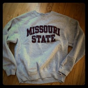 Missouri State women's M sweatshirt